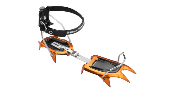 Black Diamond Neve - Crampons - Pro orange
